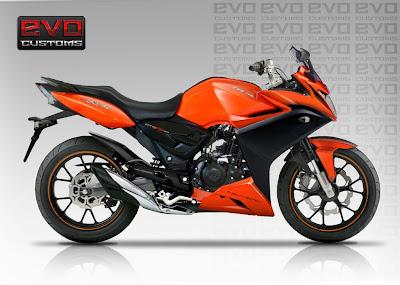 TVS Apache RTR 160 CC Motosport