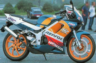 Honda NSR 150 RR Sport Bike2