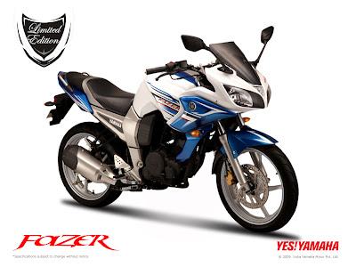 Yamaha Fazer 150 Sport Bike Edition1