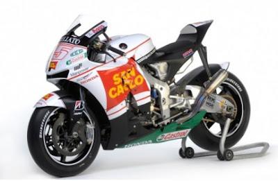 Honda Gresini San Carlo MotoGP1