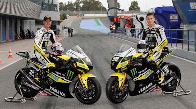 Yamaha Monster Tech 3 Team MotoGP1