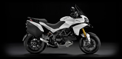 New Ducati Multistrada 1200 CC White Sport Edition 2