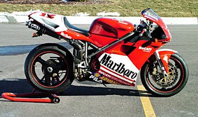 Ducati Marlboro Red Superbike 2