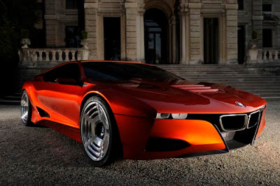 BMW M1 Homage 200 Red Elegance Sport 4