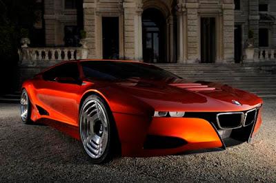 BMW M1 Homage 200 Red Elegance Sport 4
