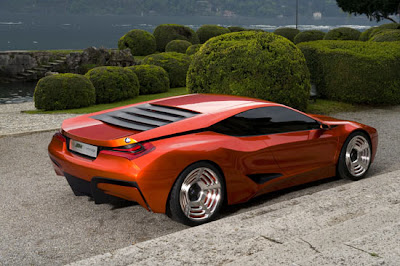 BMW M1 Homage 200 Red Elegance Sport 2