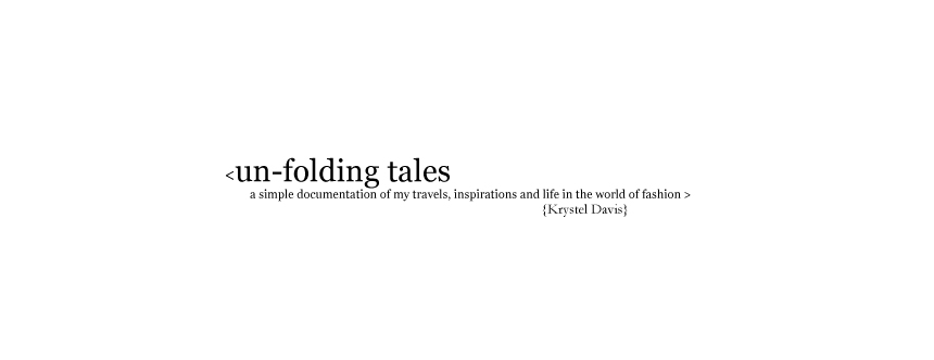 IXIAH. unfolding tales [ by Krystel Davis ]