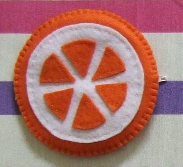 La botigueta de bernia monedero naranja - La botigueta ...