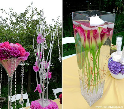 Wedding Centerpieces With Lanterns