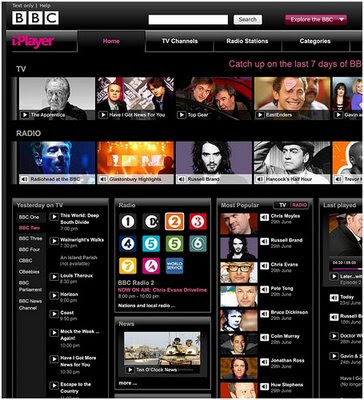 BBC iPlayer 2.0 New Version Coming Soon