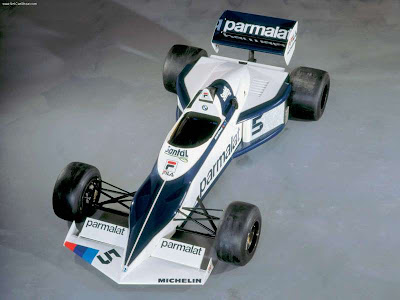 1983 BMW F1 Turbo BT 52