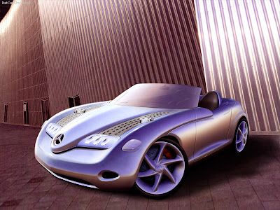 2004 Mercedes Benz Grand Sports Tourer Vision R Concept. 2000 Mercedes-Benz Vision SLA