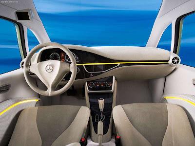 1991 Mercedes Benz C112 Concept. 2005 Mercedes-Benz Bionic