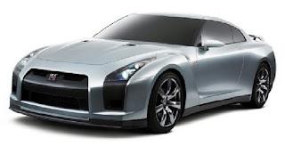 Nissan Skyline R35