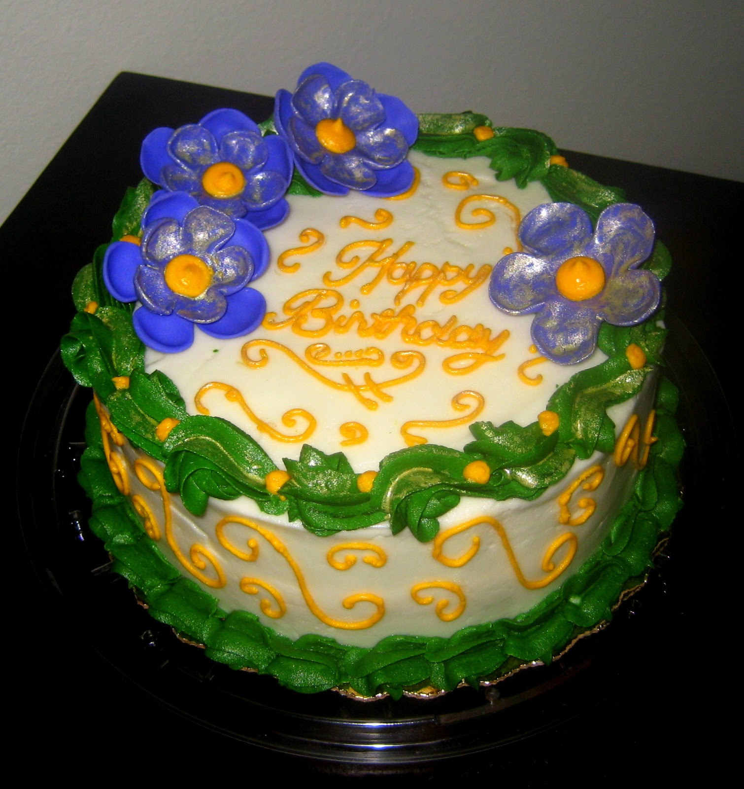 Sweet Art Cake Company Buttercream : Sweet for Sirten: Cakes Lately