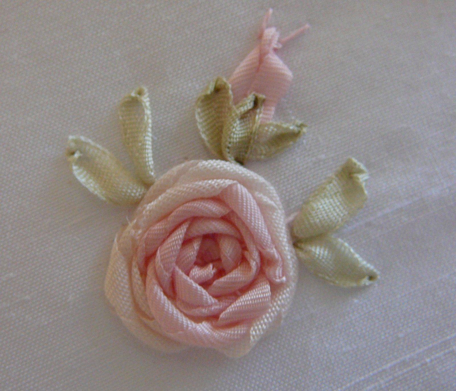 Free silk ribbon embroidery patterns