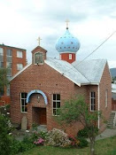 Exaltation of the Holy Cross Russian Orthodox church Hobart