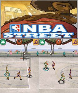 NBA street freestyle for hp