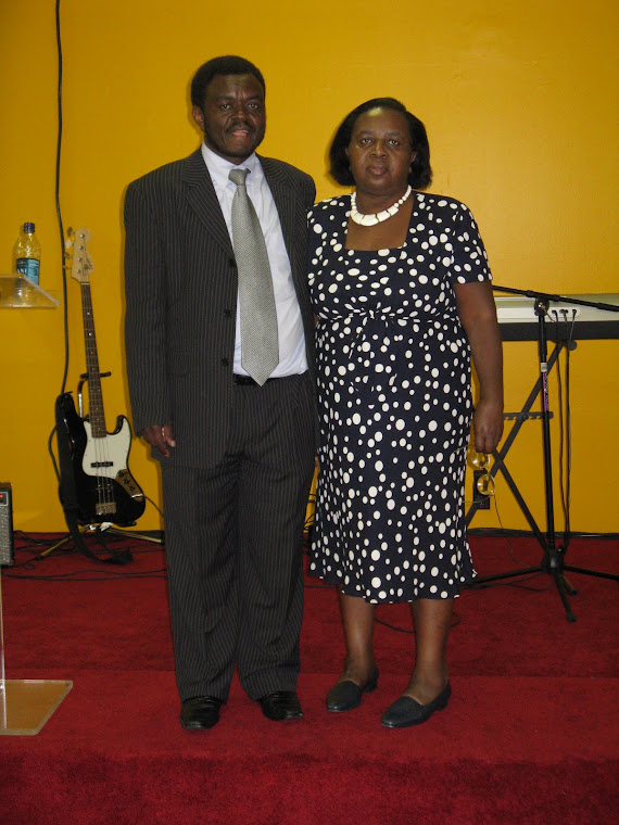 Pastors karumba & Elishiba Kiroko