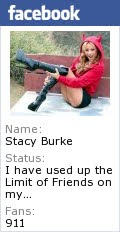 Stacy`s Facebook Fan Page