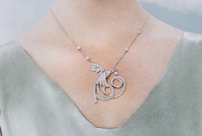 Lizc jewelry vca birds of paradise van cleef arpels birds of paradise aloadofball Images