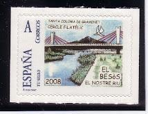 2008. 2n segell personalitzat