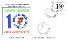 2009. 10è aniversari