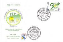 2009. 43a Exposició filatèlica a Calella