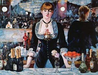 analysis a bar at the folies bergere Descriptive analysis:  morimura painstakingly recreated the surroundings of a bar at the folies bergere  photographs of yasumasa morimura,.