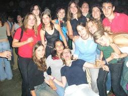 """Las fiestas de """"Amigos"""""""