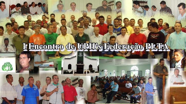 FEDERAÇÃO DE UPHs DO PLTA.