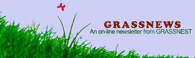 GRASSNEWS: On-line newsletter from GRASSNEST