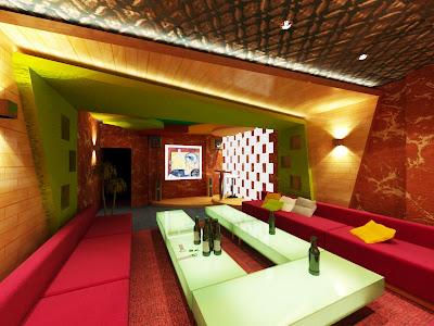 Red square design july 2009 for Design room karaoke