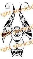 designs angel tribal guardian tattoo tattoo designs Guardian in flash style Tribal tribal  angel tattoo
