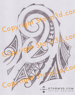 ... pencil sketch and maybe some updates on the forearm tattoo design