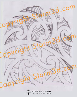 Tattoo Quarter Sleeve Designs