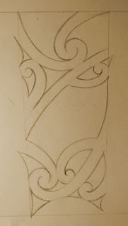 maori forearm tribal tattoo design