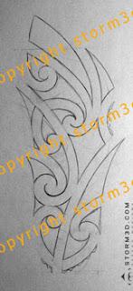 forearm maori tattoo design kirituhi images