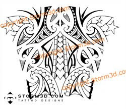 high quality tattoo design for the forearm