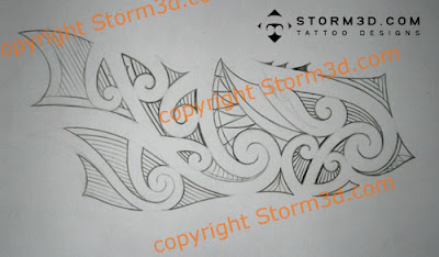 how to design a forearm tribal maori tattoo