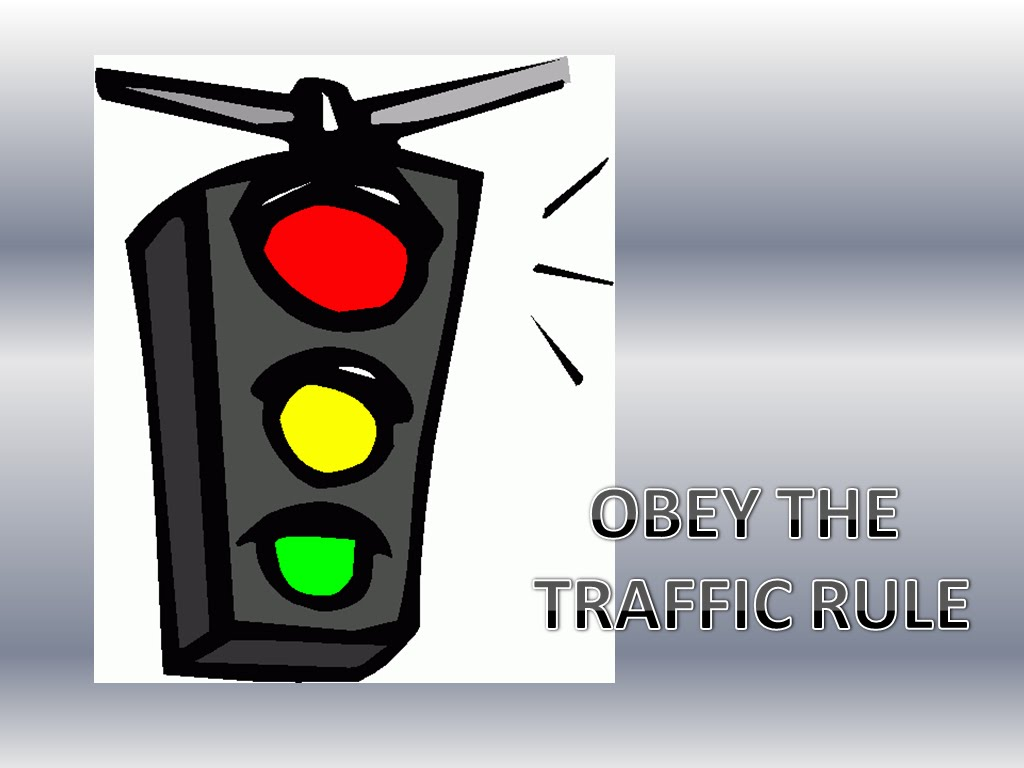 importance of obeying traffic laws