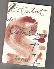 ESTATUT DE CATALUNYA