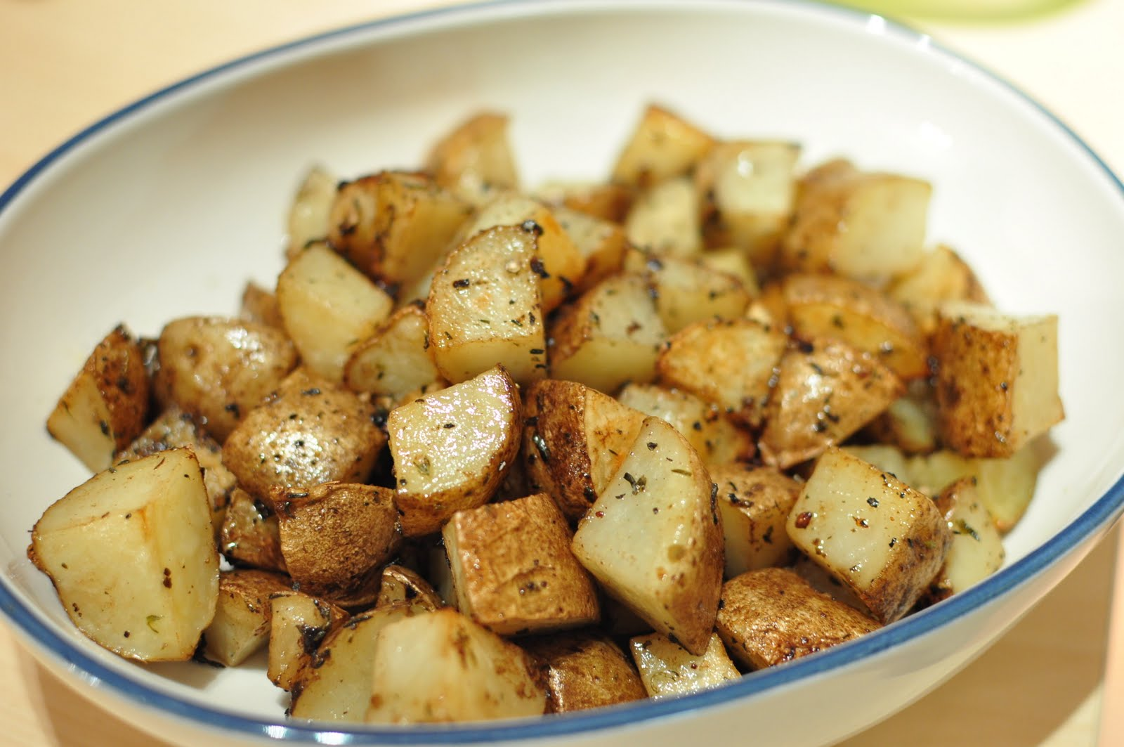 Oven Roasted Red Potatoes Recipes — Dishmaps