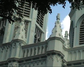 St Joseph's Church in Singapore