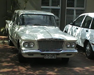 chrysler plymouth valiant, noosa, australia