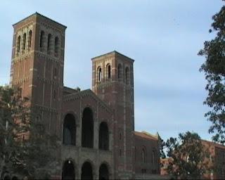 UCLA Royce Hall, University of California Los Angeles