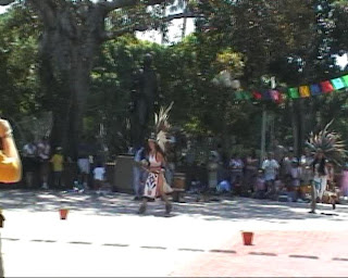 American Indian Dance, El Pueblo, Los Angeles