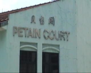 Petain Court