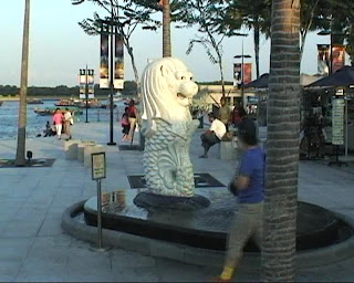 little merlion singapore