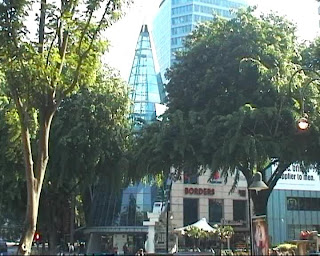 Wheelock Place, Borders Bookstore, Orchard Road, Singapore